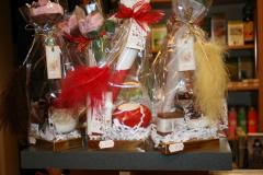 Cadeautjes met badzout en zeepjes