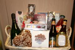 Champagne, pralines, koekjes, chocolades, Gruutbier, en zoveel meer